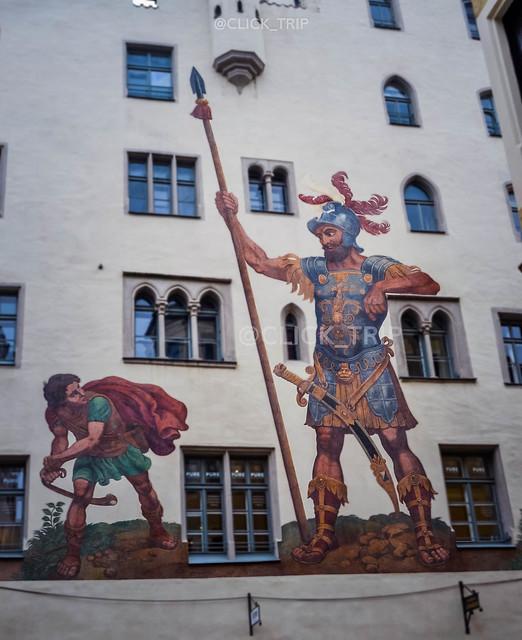 Regensburg en un día | Casa de Goliat