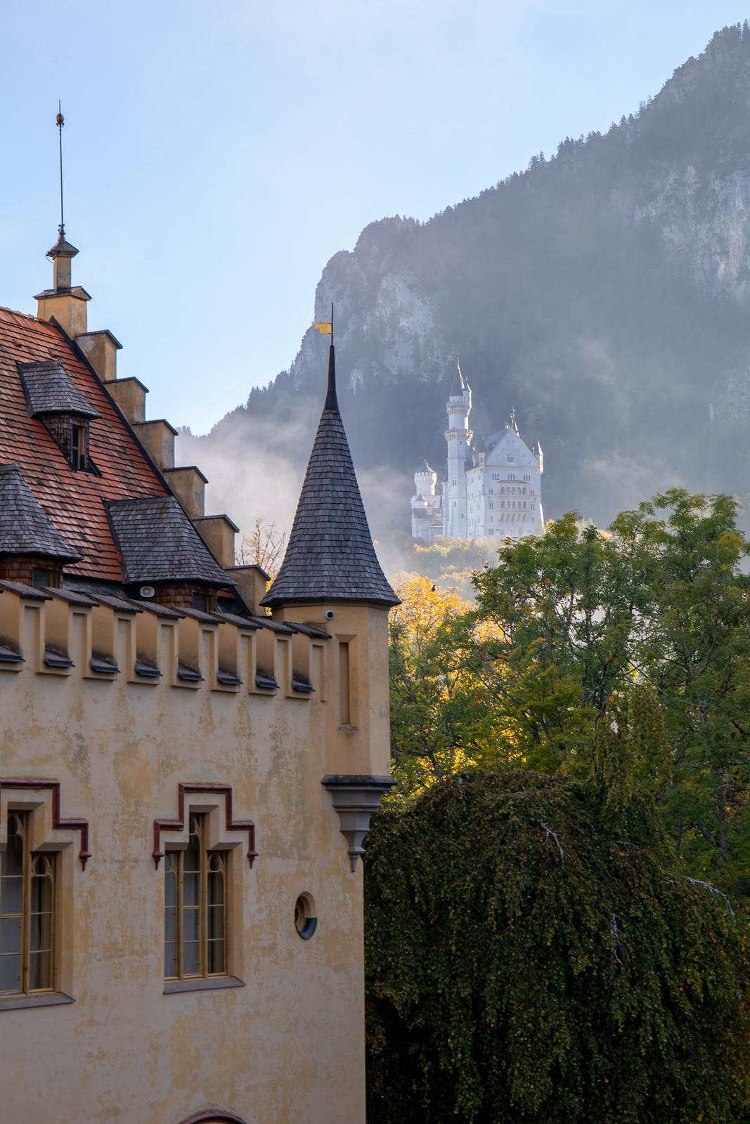 10.08. Schloss Hohenschwangau