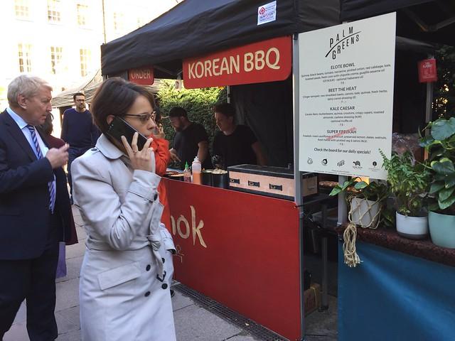 2018 Kerb Meatless Market