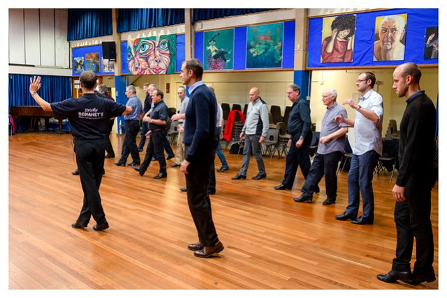 Donahey's Plymstock Ballroom Dance Classes 081018