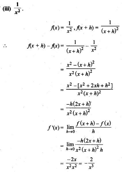 UP Board Solutions for Class 11 Maths Chapter 13 Limits and Derivatives 13.2 4.2