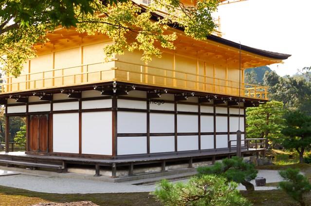 金閣寺 下の階