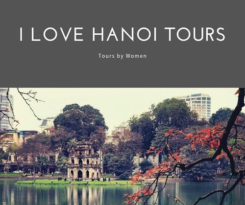 I love Hanoi Tours
