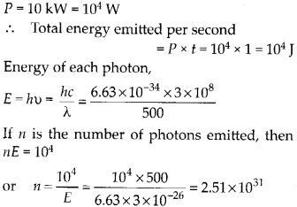 vedantu class 12 physics Chapter 11 Dual Nature of Radiation and Matter 43
