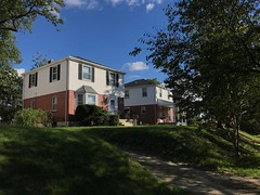 Detached houses, 4917–4919 Herring Run Drive, Baltimore, MD 21217