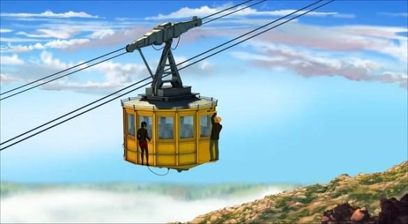 Broken Sword 5 - Daring Escape