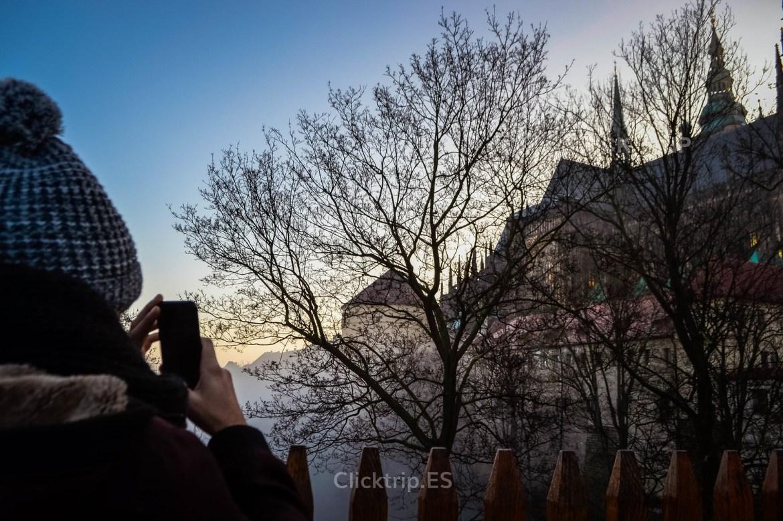Fotografiando el exterior del Castillo de Praga | ClickTrip.ES