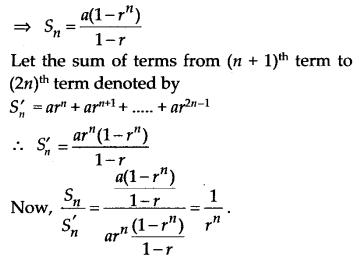 NCERT Solutions for Class 11 Maths Chapter 9 Sequences and Series 61