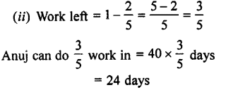Selina Concise Mathematics class 7 ICSE Solutions - Unitary Method (Including Time and Work)-c7..