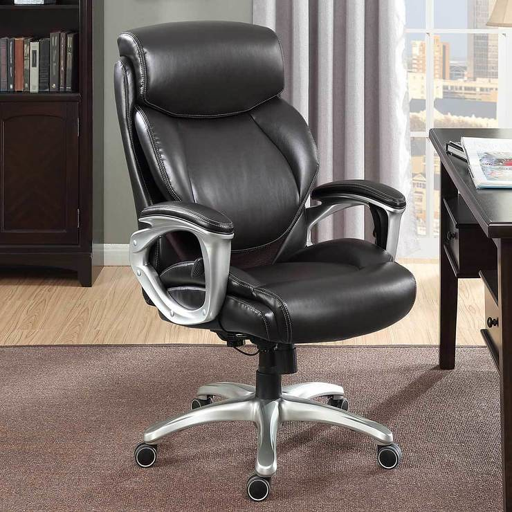 ergonomic chair pros gym exercise manual mesh vs leather cons and which one to go for autonomous
