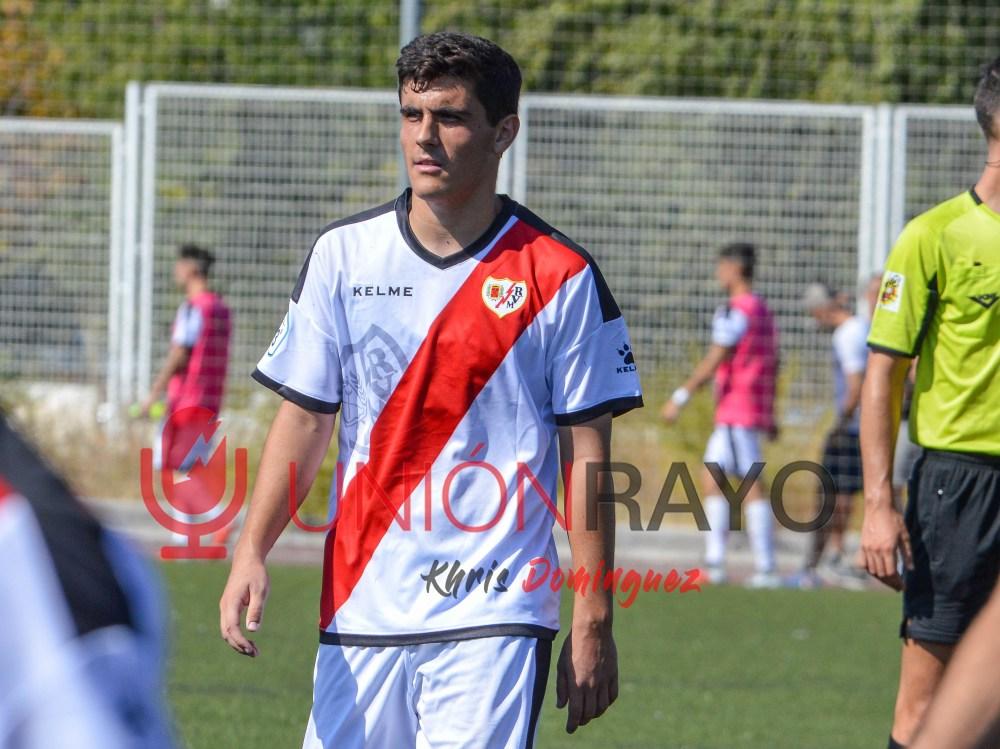 Rayo B 3-1 Carabanchel