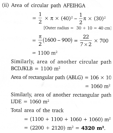 NCERT Solutions for Class 10 Maths Chapter 12 Areas Related to Circles 48
