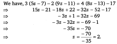 tiwari academy class 8 maths Chapter 2 Linear Equations In One Variable 64