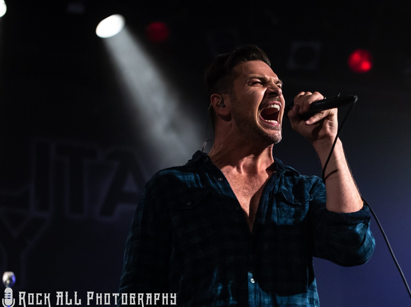 Adelitas Way - Bogarts - Cincinnati, Ohio 9/1