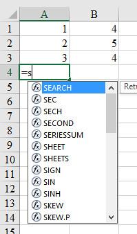 Tutorial Excel Auto Complate alifashifan.com