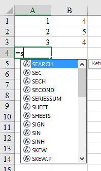 Tutorial Excel Auto Complate alifashifan.com