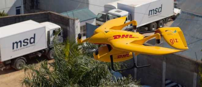 drone-livraison-dhl
