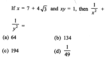 Rationalisation Class 9 RD Sharma Solutions