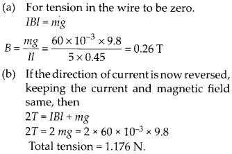 NCERT Solutions for Class 12 Physics Chapter 4 Moving Charges and Magnetism 37