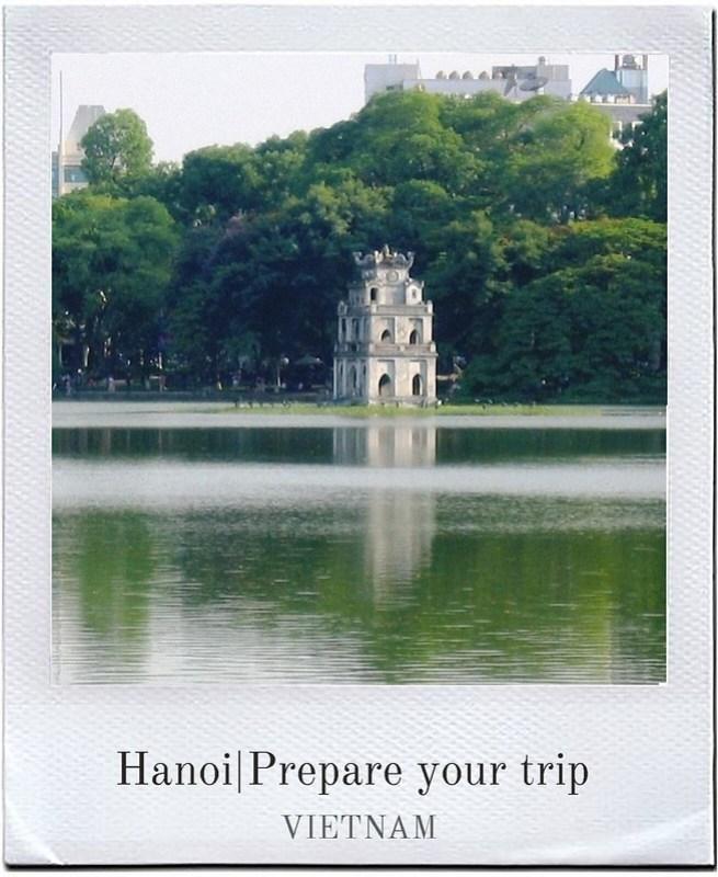 hanoi prepare your trip