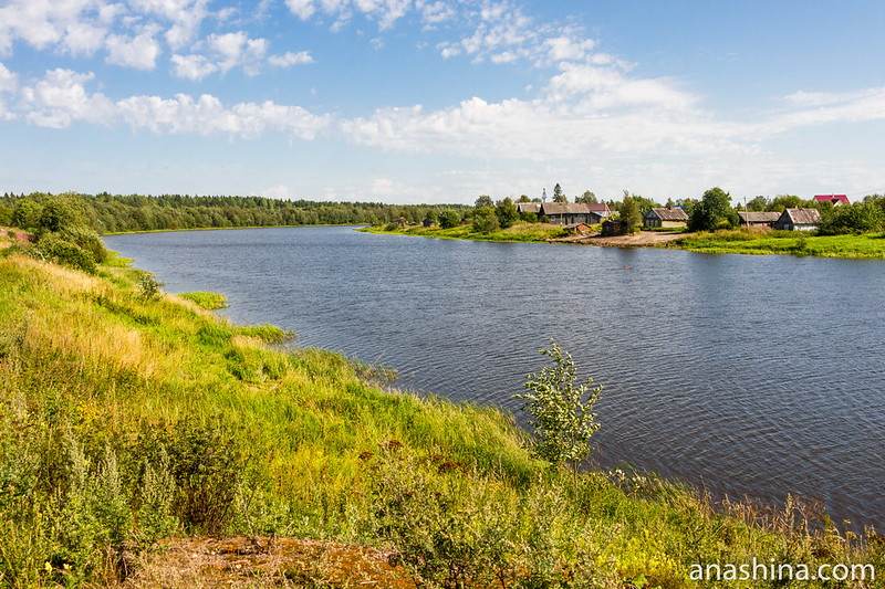 Деревня Еройла, Карелия