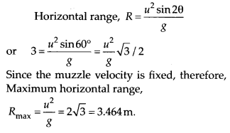 NCERT Solutions for Class 11 Physics Chapter 4 Motion of plane 30