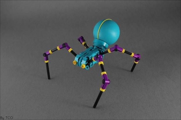 Arachnid cyberslamus