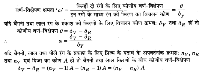 UP Board Solutions for Class 12 Physics Chapter 9 Ray Optics and Optical Instruments LAQ 9