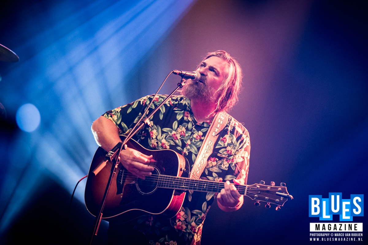 The White Buffalo @ Ramblin' Roots 2018