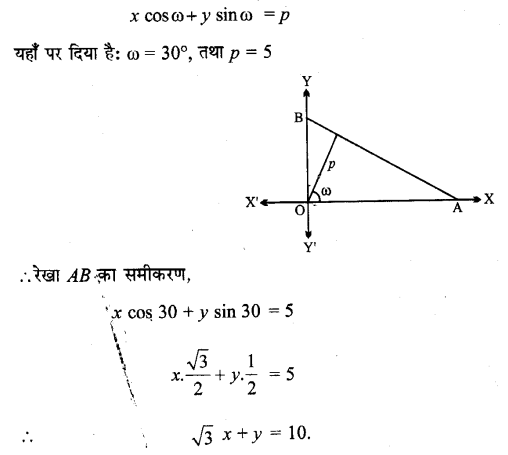 UP Board Solutions for Class 11 Maths Chapter 10 Straight Lines 10.2 8