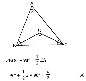 Coordinate Geometry Class 9 RD Sharma Solutions