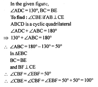 Selina Concise Mathematics Class 10 ICSE Solutions Chapterwise Revision Exercise 77A