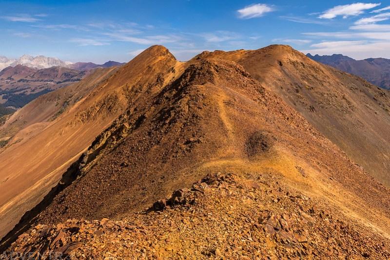 Mount Baldy Ridge