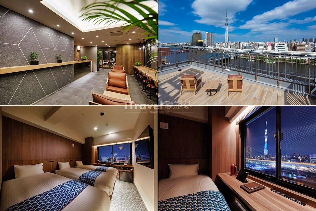 Hotel Amanek Asakusa Ekimae 2