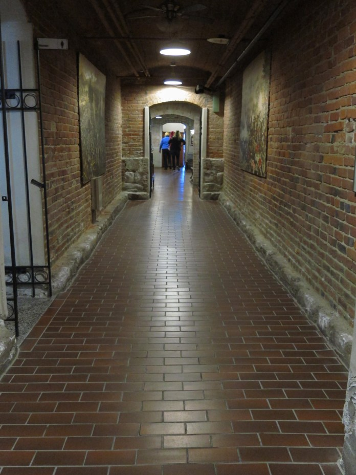 Lake County Courthouse catacombs