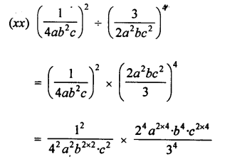 Selina Concise Maths class 7 ICSE Solutions - Exponents (Including Laws of Exponents)-3b...........