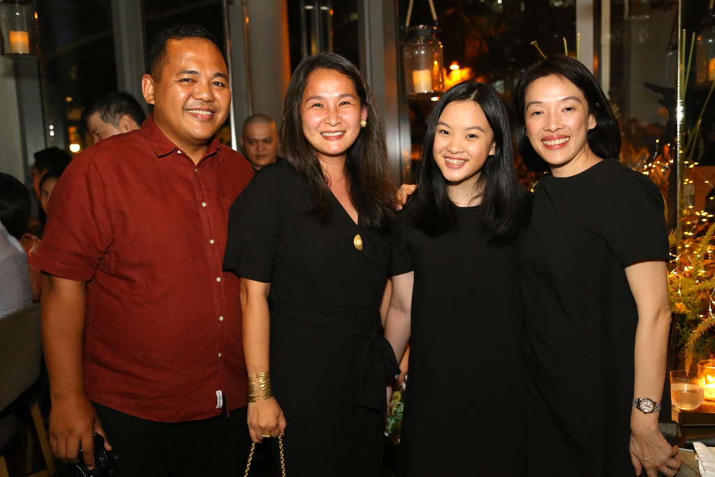 Anton and Rachelle Diaz, Jackie Limand Daughter