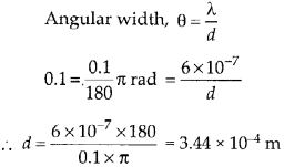 NCERT Solutions for Class 12 Physics Chapter 10 Wave Optics 23
