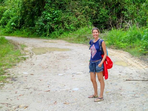 Camino a Pamuayan
