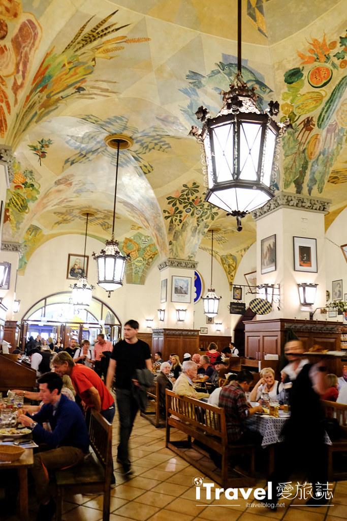 德國豬腳餐廳 皇家宮廷啤酒屋Hofbräuhaus am Platzl (21)