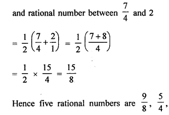 RD Sharma Class 9 Solutions Chapter 1 Number Systems - 2a