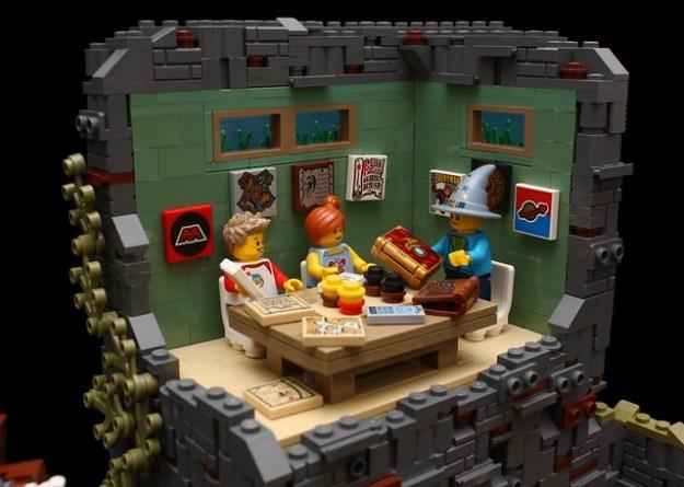 从地下室的安全谈起