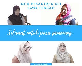 pemenang MHQ Jateng XIII