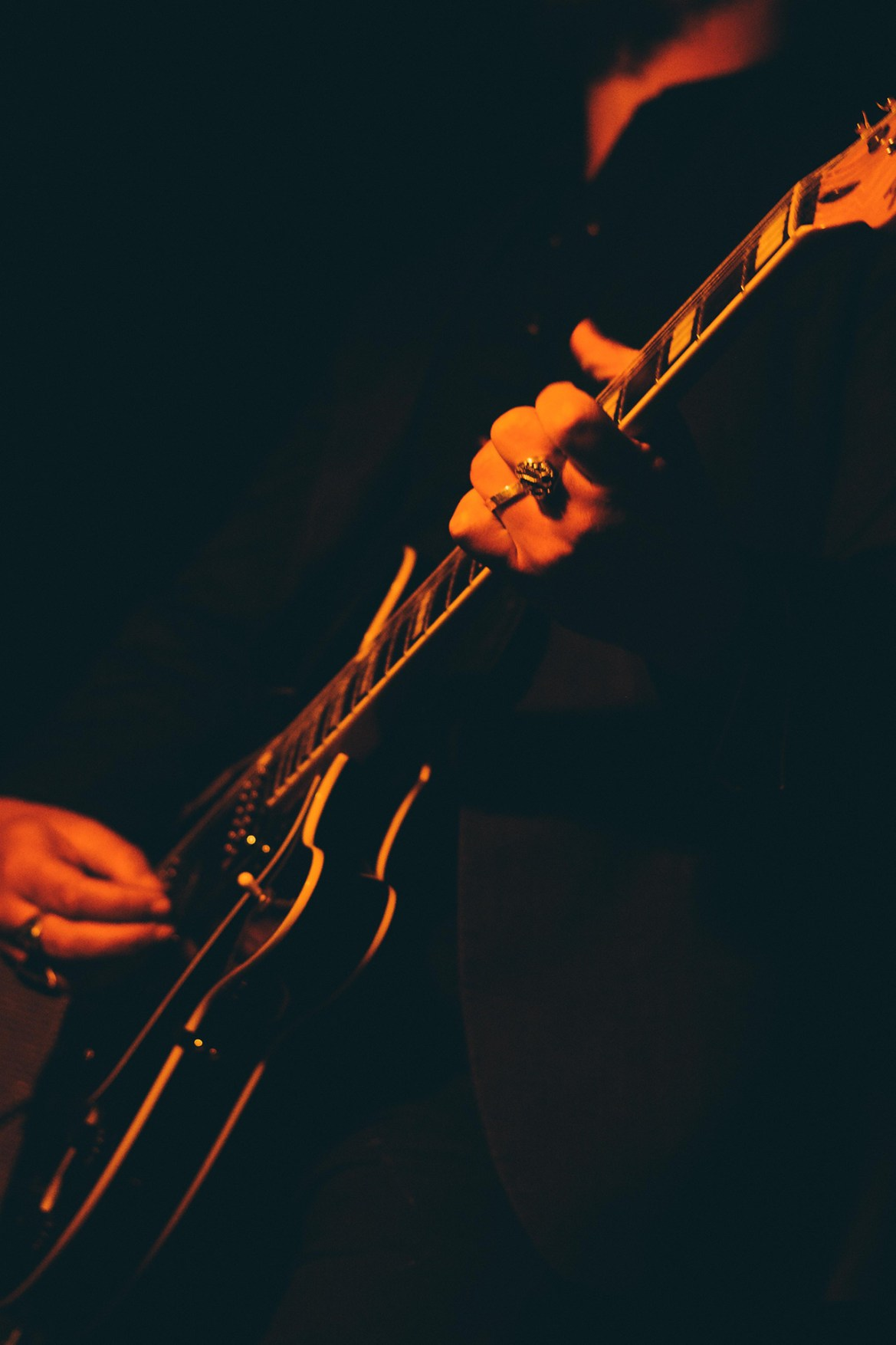 Jaye Jayle no Musicbox | Foto: Carlos Mendes