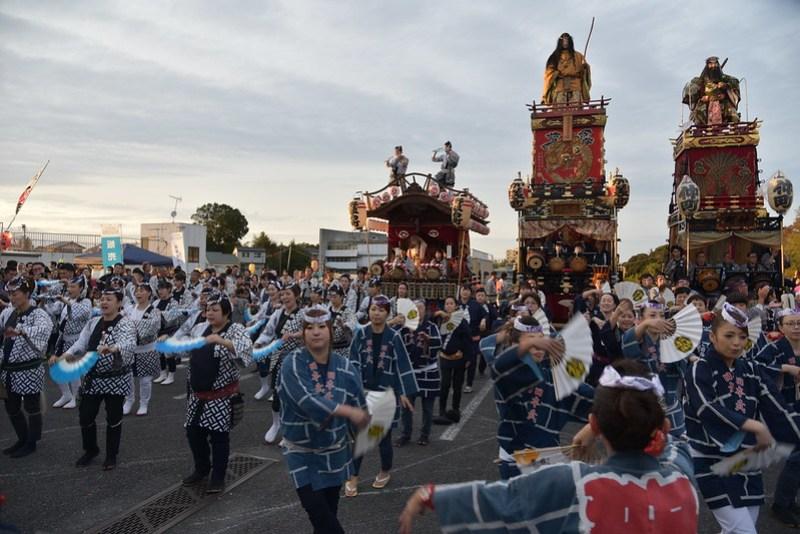 総踊り 佐倉の秋祭り 25