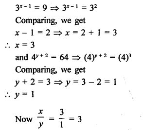 RD Sharma Class 9 Solutions Chapter 2 Exponents of Real Numbers VSAQS - 6a