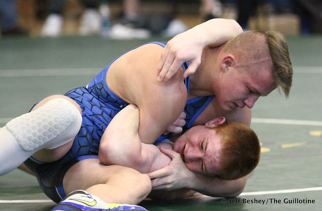 152 3rd: Gavin Nelson (Simley) won by fall over Adam Sylvester (Totino Grace) (Fall 2:33). 181020BJF0226
