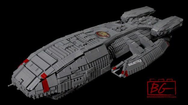 < <太空堡垒> >里bsg - 75
