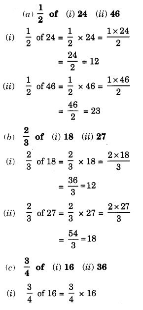 NCERT Solutions for Class 7 Maths Chapter 2 Fractions and Decimals 26