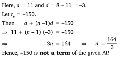 NCERT Solutions for Class 10 Maths Chapter 5 Arithmetic Progressions 28